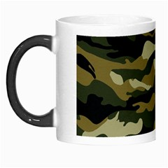 Military Vector Pattern Texture Morph Mugs by BangZart