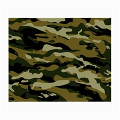 Military Vector Pattern Texture Small Glasses Cloth