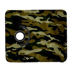 Military Vector Pattern Texture Galaxy S3 (flip/folio) by BangZart