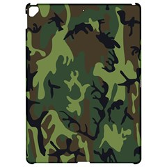 Military Camouflage Pattern Apple Ipad Pro 12 9   Hardshell Case