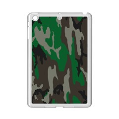 Army Green Camouflage Ipad Mini 2 Enamel Coated Cases