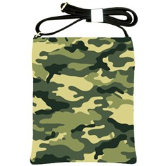 Camouflage Camo Pattern Shoulder Sling Bags