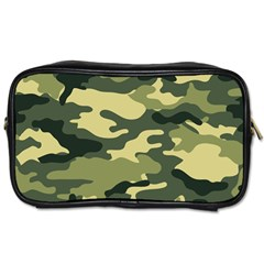 Camouflage Camo Pattern Toiletries Bags