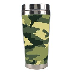Camouflage Camo Pattern Stainless Steel Travel Tumblers