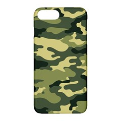 Camouflage Camo Pattern Apple Iphone 7 Plus Hardshell Case