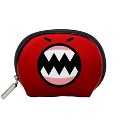 Funny Angry Accessory Pouches (small)  by BangZart