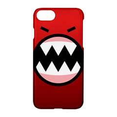 Funny Angry Apple Iphone 7 Hardshell Case by BangZart