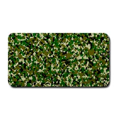 Camo Pattern Medium Bar Mats