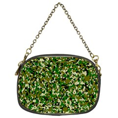 Camo Pattern Chain Purses (one Side)  by BangZart