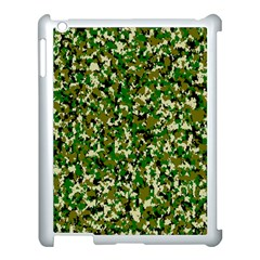Camo Pattern Apple Ipad 3/4 Case (white) by BangZart