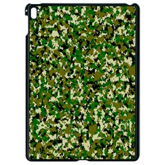 Camo Pattern Apple Ipad Pro 9 7   Black Seamless Case by BangZart