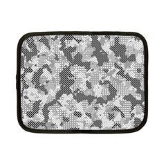 Camouflage Patterns Netbook Case (small)  by BangZart