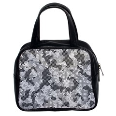Camouflage Patterns Classic Handbags (2 Sides) by BangZart