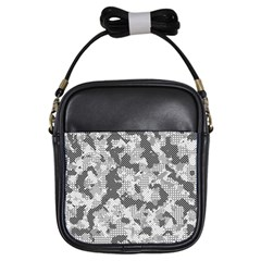 Camouflage Patterns Girls Sling Bags by BangZart