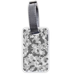Camouflage Patterns Luggage Tags (two Sides) by BangZart