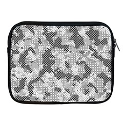 Camouflage Patterns Apple Ipad 2/3/4 Zipper Cases by BangZart