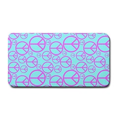 Peace Sign Backgrounds Medium Bar Mats