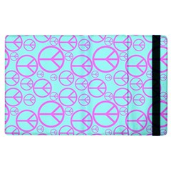 Peace Sign Backgrounds Apple Ipad 3/4 Flip Case by BangZart