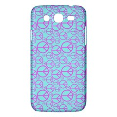 Peace Sign Backgrounds Samsung Galaxy Mega 5 8 I9152 Hardshell Case