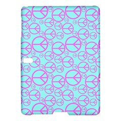 Peace Sign Backgrounds Samsung Galaxy Tab S (10 5 ) Hardshell Case  by BangZart