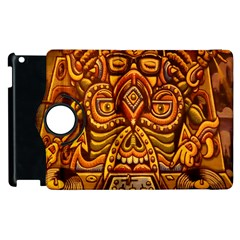 Alien Dj Apple Ipad 3/4 Flip 360 Case by BangZart