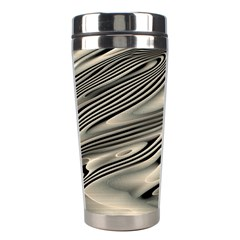 Alien Planet Surface Stainless Steel Travel Tumblers by BangZart