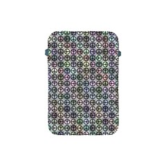 Peace Pattern Apple Ipad Mini Protective Soft Cases by BangZart