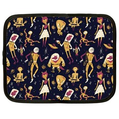 Alien Surface Pattern Netbook Case (xxl)  by BangZart