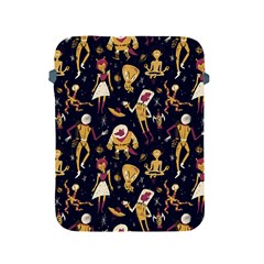Alien Surface Pattern Apple Ipad 2/3/4 Protective Soft Cases by BangZart