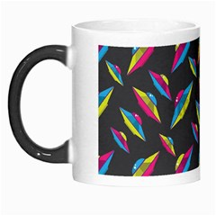 Alien Patterns Vector Graphic Morph Mugs by BangZart