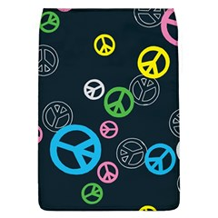 Peace & Love Pattern Flap Covers (l)  by BangZart