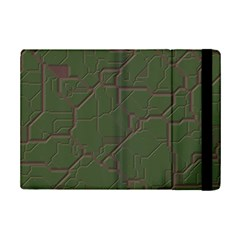 Alien Wires Texture Ipad Mini 2 Flip Cases by BangZart