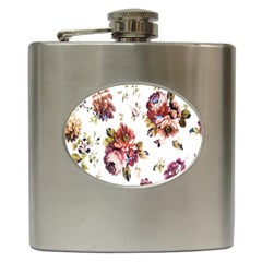 Texture Pattern Fabric Design Hip Flask (6 Oz) by BangZart