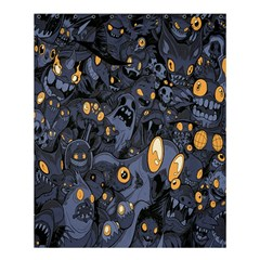 Monster Cover Pattern Shower Curtain 60  X 72  (medium)  by BangZart