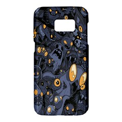 Monster Cover Pattern Samsung Galaxy S7 Hardshell Case  by BangZart