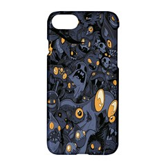 Monster Cover Pattern Apple Iphone 7 Hardshell Case by BangZart