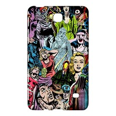 Vintage Horror Collage Pattern Samsung Galaxy Tab 4 (7 ) Hardshell Case  by BangZart