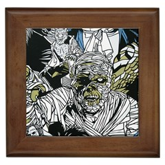 The Monster Squad Framed Tiles by BangZart