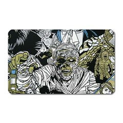 The Monster Squad Magnet (rectangular) by BangZart