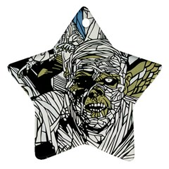 The Monster Squad Star Ornament (two Sides) by BangZart