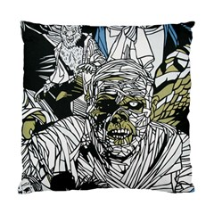 The Monster Squad Standard Cushion Case (two Sides) by BangZart