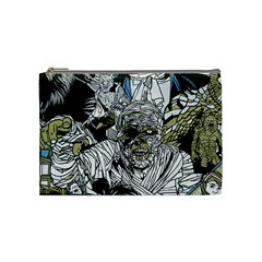The Monster Squad Cosmetic Bag (medium)  by BangZart