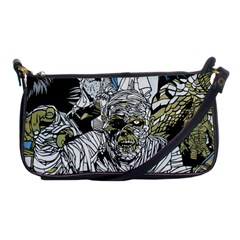The Monster Squad Shoulder Clutch Bags