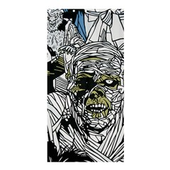 The Monster Squad Shower Curtain 36  X 72  (stall)  by BangZart