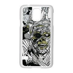 The Monster Squad Samsung Galaxy S5 Case (white) by BangZart