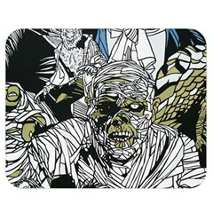 The Monster Squad Double Sided Flano Blanket (medium)  by BangZart