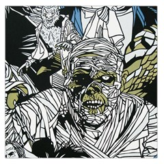 The Monster Squad Large Satin Scarf (square) by BangZart