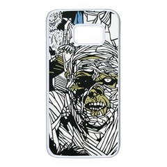 The Monster Squad Samsung Galaxy S7 White Seamless Case