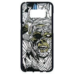 The Monster Squad Samsung Galaxy S8 Black Seamless Case