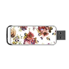 Texture Pattern Fabric Design Portable Usb Flash (two Sides) by BangZart